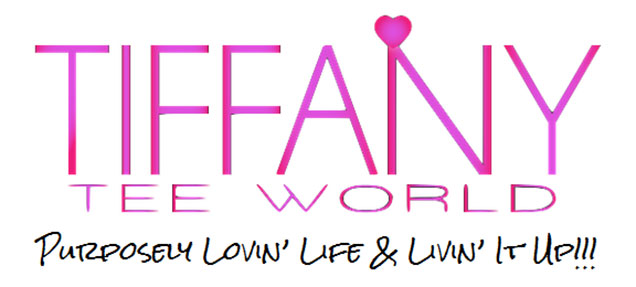Tiffany Tee World - Law of Attraction Blog Logo