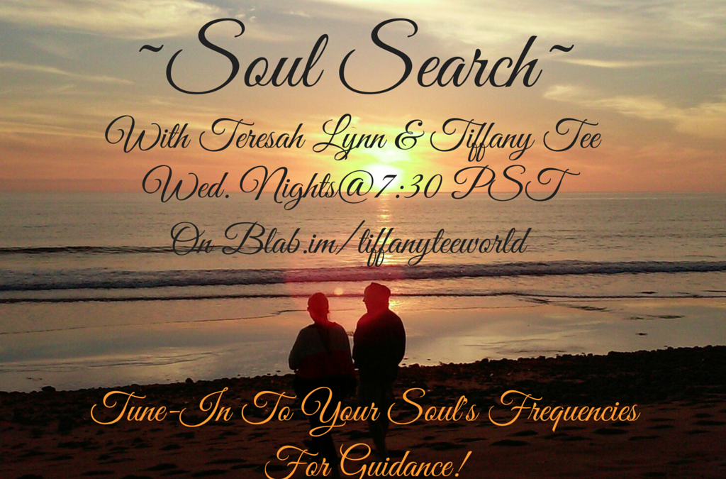 ~The Soul Search Show Launch~