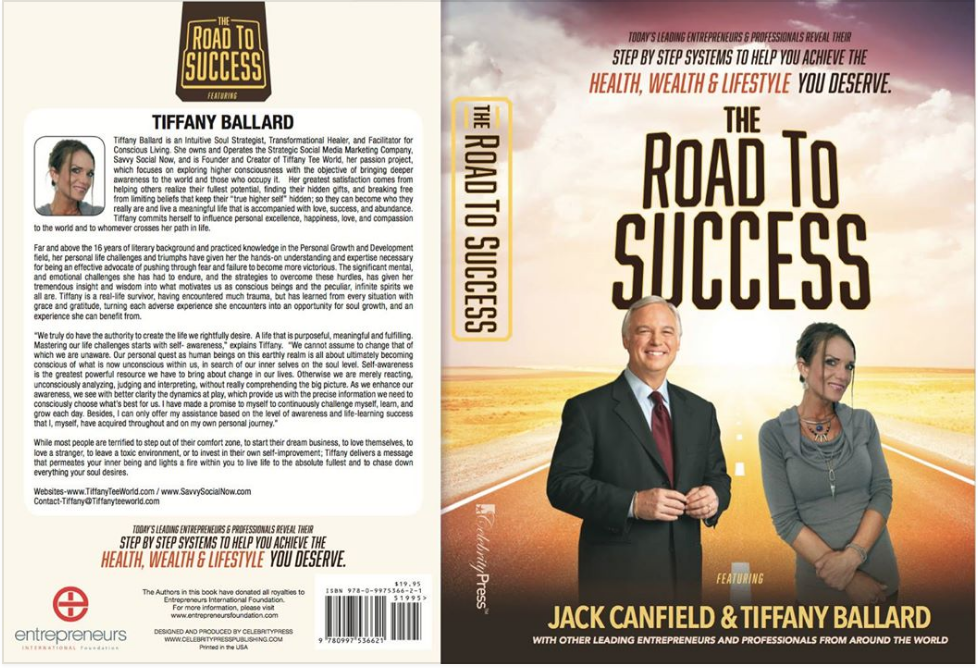 "Jack Canfield's ""The Road To Success"" Book"